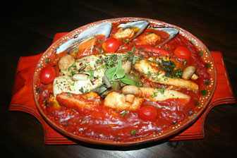 Sole Brodino (The Seafood Sensation)